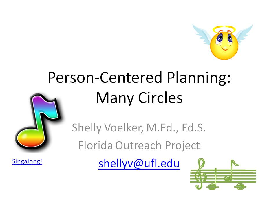 person centred planning essay